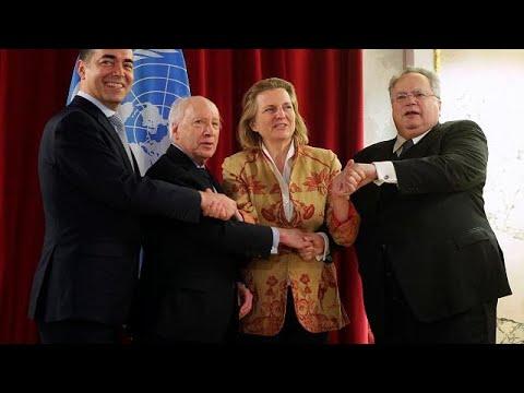 Τριμερής – Βιέννη: «Μεγάλη βελτίωση» στις συζητήσεις για το ονοματολογικό δηλώνει ο Νίμιτς …