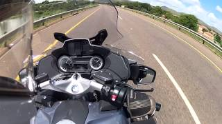 6. 2014 BMW R1200RT LC Top Speed