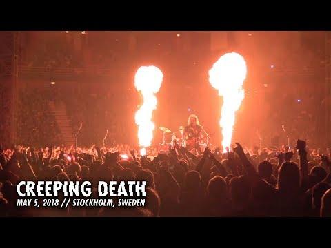 Metallica: Creeping Death (Stockholm, Sweden - May 5, 2018)