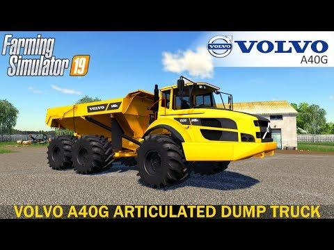 VOLVO A40G FS19 v1.0