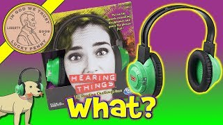 Hearing Things was provided by Hasbro Gaming for reviewHearing Things - The Lip Reading Challenge Game - Read My Lips!  This was a unique game that once you start playing you realize how crazy it gets.  I suggest you play this with at least 4 people and better with 6 and 8.  You do want to make sure that the headphones are completely covering your ears.  Glasses do get in the way, so take those off! Lucky Penny ThoughtsLPS-DaveLater!▶ About UsLucky Penny Shop is a family-friendly YouTube channel that features videos of kids food maker sets, slime, putty, new & vintage toys, games and candy & food from around the world! There are over 5500 videos!▶ Product InfoHearing Things - The Lip Reading Challenge Game - Read My Lips! Visit us online ▶ http://www.luckypennyshop.com/hearing-things-game/▶ Watch More VideosHasbro Toys & Games Toy Reviews - Furby - Play-Doh - Family Games - Board Games - Toys https://www.youtube.com/watch?v=Imqy33kToHo&index=1&list=PL27_x9U5H26v04NSysqgomLSEafFCWoWVAir Trix - The Jet Airstream Milton Bradley Game - 1976https://www.youtube.com/watch?v=8y5TdhXjGI8Daddy & Daughter Play Fish Food - Feed The Fish To Get Rid Of Your Worms! https://www.youtube.com/watch?v=SLibVSRIcv8Hasbro Games Giant Box Filled With New Hasbro Family Board Gamehttps://www.youtube.com/watch?v=aNMG5DG7Pic▶ Follow UsTWITTER  http://twitter.com/luckypennyshop FACEBOOK  http://www.facebook.com/LuckyPennyShopINSTAGRAM  http://instagram.com/LuckyPennyShopGOOGLE+  https://plus.google.com/+luckypennyshopPINTEREST  http://www.pinterest.com/luckypennyshop/LPS WEBSITE  http://www.luckypennyshop.com/Sound Effects by http://audiomicro.com/sound-effectsThis video is not intended as an endorsement of the product shown. We were not paid or provided other non-monetary advantages or incentives to show this product.