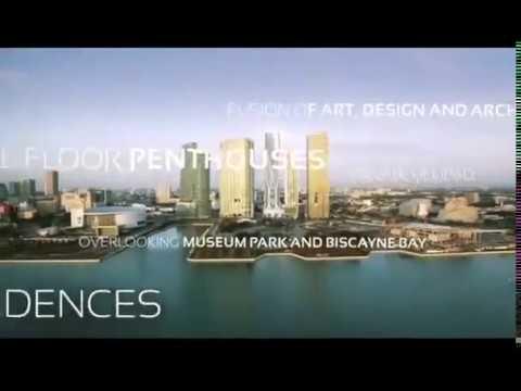 One Thousand Museum Condo Miami by Zaha Hadid http://www.1000-museum-condo-miami.com/