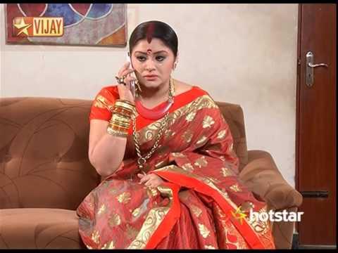 Deivam Thandha Veedu  06-03-2015  Episode 410 Vijay Tv Serial  Today Episode 06th March 2015