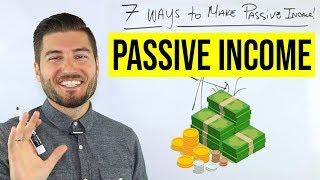 Video How To Make Passive Income (2019) MP3, 3GP, MP4, WEBM, AVI, FLV September 2019