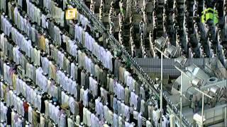 ج1 تهجد ليلة 24 رمضان 1435 من الحرم المكي- سورة آل عمران [93-185] الشيخ خالد الغامدي HD