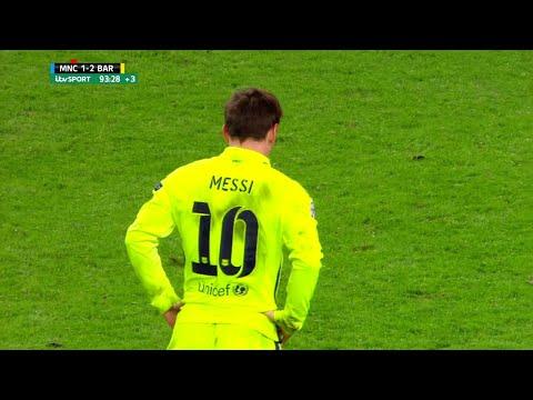 i gol della sfida di champions league tra manchester city e barcelona