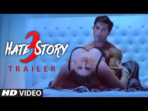 Video 'Hate Story 3' Official Trailer | Zareen Khan, Sharman Joshi, Daisy Shah, Karan Singh | T-Series download in MP3, 3GP, MP4, WEBM, AVI, FLV January 2017