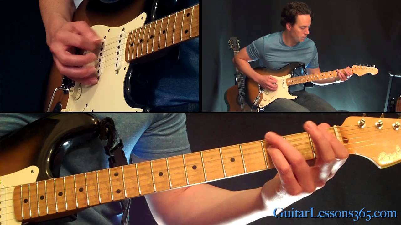 Layla Guitar Lesson – Derek and the Dominos – Eric Clapton – Famous Riffs