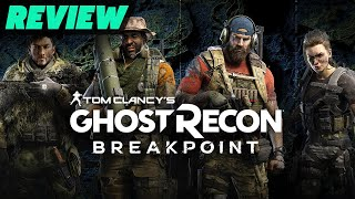 Ghost Recon Breakpoint Review by GameSpot