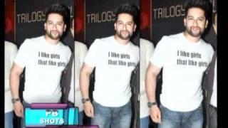 Aftab fetish for sexual t-shirt