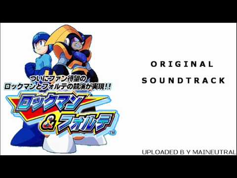 Rockman & Forte OST 17-Stage Cleared ~ Victory on the Robotic Front