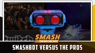 Video STR 2017 SSBM - Smashbot VS The Pros MP3, 3GP, MP4, WEBM, AVI, FLV November 2017