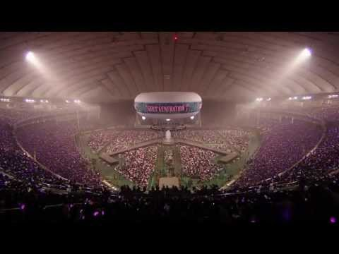 HD GIRLS' GENERATION 少女時代「THE BEST LIVE At TOKYO DOME」DVD Part 1