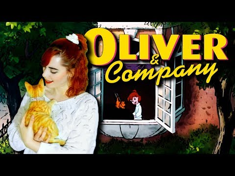 Oliver and Company - Good Company - Cat Rox Cover