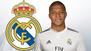 That's Why Real Madrid Wants Kylian Mbappe 2019