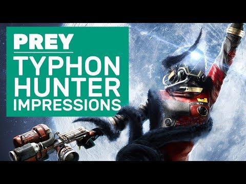 Prey Typhon Hunter Impressions  20 Minutes Of Mimic Prop Hunt