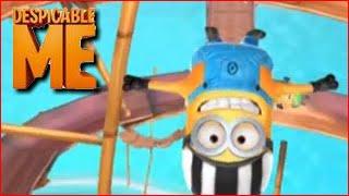 Despicable Me: Minion Rush Level 2-24 Minion Beach