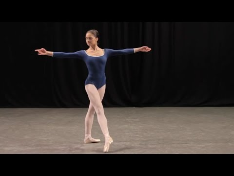 ABC of ballet: révérence