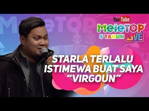 Siapa Starla dalam hidup Virgoun?  MeleTOP