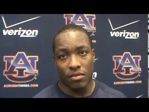 Cameron Artis-Payne Interview 8/30/2014 video.