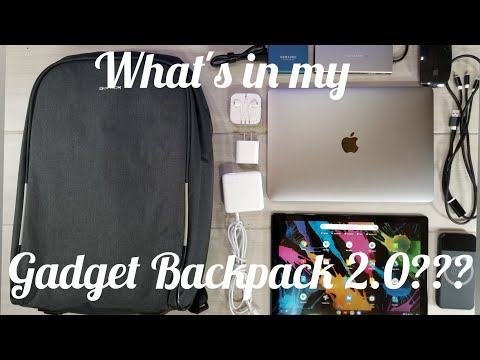 What's In My Gadget Bag???