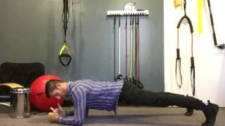 Strongfirst Plank