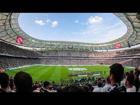 Vodafone Arena'dan Türkiye'nin İlk 360 Derece YouTube Canlı Yayını