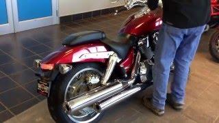 6. 2008 Honda VTX 1800