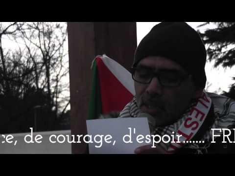 Journée internationale de solidarité avec le peuple palestinien - 29 nov 2012