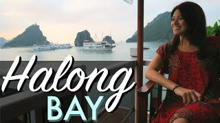 "Vlog 12 of my backpacking trip through Vietnam! A 3-day, 2-night cruise on Halong Bay in Vietnam. We went kayaking, hiking, to a beach, watched beautiful sunsets, and ate a lot of delicious food. There are so many cruises to choose from, but we chose LaFairy Sails because of the smaller group size, mid-range prices, and the little discount they offered us. Help keep me on the road by buying some stickers! http://marijohnson.info/shopMY LINKS -------------------------------------------------------------------------WEBSITE & STORE - http://marijohnson.infoINSTAGRAM - http://instagram.com/marijohnsonTWITTER - https://twitter.com/missmarijohnsonFACEBOOK - https://www.facebook.com/captainslogtravelsSNAPCHAT - mari.johnsonCAMERAS I USE ------------------------------------------------------------------- Canon G7X- http://amzn.to/2uj8ir5 & https://youtu.be/OZkwodK2_G8 (my review) - Joby GorillaPod tripod- http://amzn.to/2skbku0- GoPro Hero 4 Silver- http://amzn.to/2tDf3qdMUSIC -----------------------------------------------------------------------------Featuring music by: - Not The Kinghttps://soundcloud.com/coreygagne- Andrew Applepie http://andrewapplepie.com  http://youtube.com/andrewapplepie- Future Goatshttps://soundcloud.com/futuregoats  https://instagram.com/FutureGoats I'm always looking for music to feature in my videos! If you're a musician and are interested, email me at missmarijohnson@gmail.com. Thanks!GOODIES! -------------------------------------------------------------------------GET $15 OFF LYFT! https://www.lyft.com/invite/MARIJOHNSON?route_key=invite&v=OUTGET A FREE AUDIO BOOK! http://www.audibletrial.com/mari Two of my favorite travel books are ""On the Road"" by Jack Kerouac and ""Wild"" by Cheryl Strayed. Listen to one on me!GET $40 OFF AIRBNB! www.airbnb.com/c/marij26When you sign up with this link and book your first place!GET $25 OFF BOOKING.COM! https://www.booking.com/s/f0381de8When you book using this link!*Disclaimer: I receive small commissions from these links which help me travel and in return, create more content for you. Your support is very much appreciated!ABOUT ME ------------------------------------------------------------------------Californian in a constant state of wanderlust, currently traveling the world. I'm here to share my adventures and give you tips about travel, culture, language, and life."