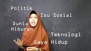 Pintar Menanggapi Berita di LINE TODAY oleh Siti Khanifah Putri K P