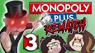 Monopoly - THE REMATCH: Everything Blows - PART 3 - Game Grumps VS