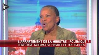 Video Christiane Taubira répond à la polémique sur son appartement MP3, 3GP, MP4, WEBM, AVI, FLV Oktober 2017