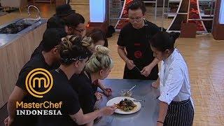 Download Video MASTERCHEF INDONESIA - Masakan Chef Renatta Jadi Tantangan Peserta | Gallery 1 | 16 Maret 2019 MP3 3GP MP4