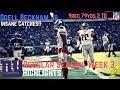 Odell Beckham Jr Week 3 Regular Season Highlights Mr. Controversial | 9/24/2017