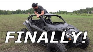 4. Buying the cheapest Can Am X3 XRS EVER!!!