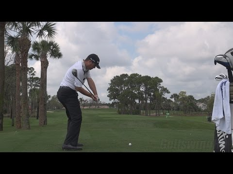 RYAN PALMER – 2014 FAIRWAY WOOD GOLF SWING DTL REGULAR & SLOW MOTION 1080p HD