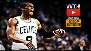 Rajon Rondo - Final Celtics Goodbyeᴴᴰ