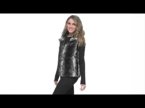 Gallery - Faux Fur Vest SKU:#8085515