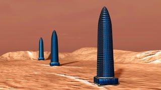 Video Tres Enormes Torres en Marte MP3, 3GP, MP4, WEBM, AVI, FLV Juli 2018