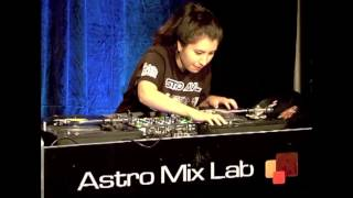 Patty Clover - Live @ Astro AVL 2014 Routine