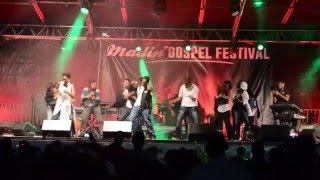 Madin'GOSPEL FESTIVAL J2 - YESHUA DANCE by KREYOL GOSPEL PARTS n°2