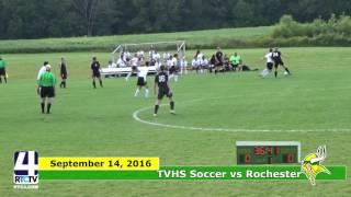 TVHS Soccer vs. Rochester Boys Soccer