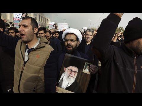Tensions Iran-USA: L'Europe s'inquiete