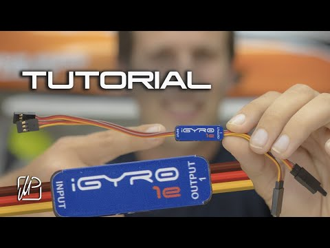 Ep03: iGyro 1e - Installation and Setup TUTORIAL