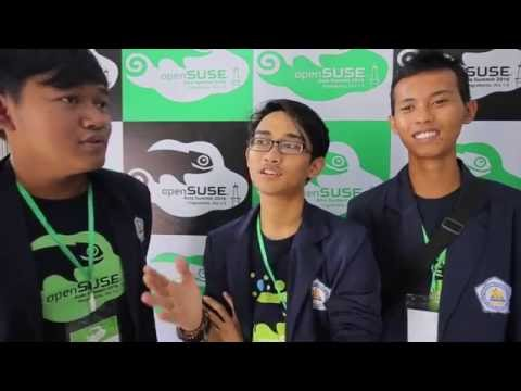 Highlight openSUSE Asia Summit 2016 Yogyakarta DAY 2