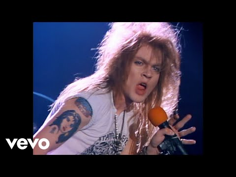 I want my MTV: Guns N' Roses