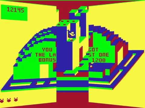 DRAGON 32/64 - ICE CASTLES - SPECTRAL ASSOCIATES - 1985