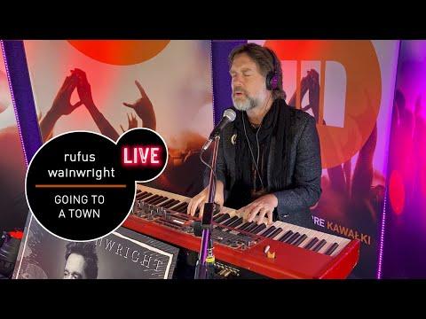 Rufus Wainwright - Going To A Town - live MUZO.FM