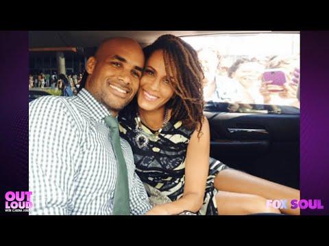 Boris Kodjoe Talks About Meeting His Wife Nicole Ari Parker - Out Loud with Claudia Jordan